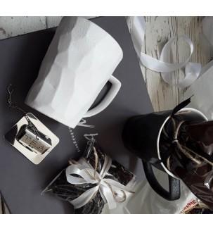 Подарунковий набір для двох чай + кава №308 Подарунки WOW BOX - 1