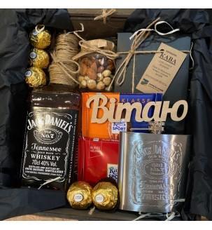 Подарок шефу на день рождения №305 Подарки WOW BOX - 1