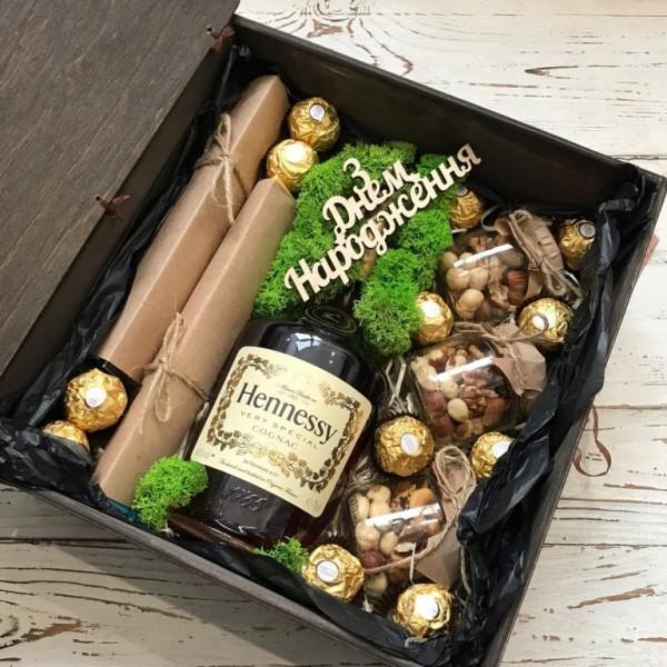 Элитный набор ко Дню Рождения №299 Подарки - 2