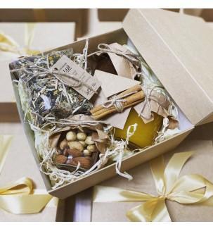 """Подарочный набор """"Для тебя только вкусняшки"""" № 220"""