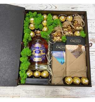 Подарунок начальнкику (Chivas 18)
