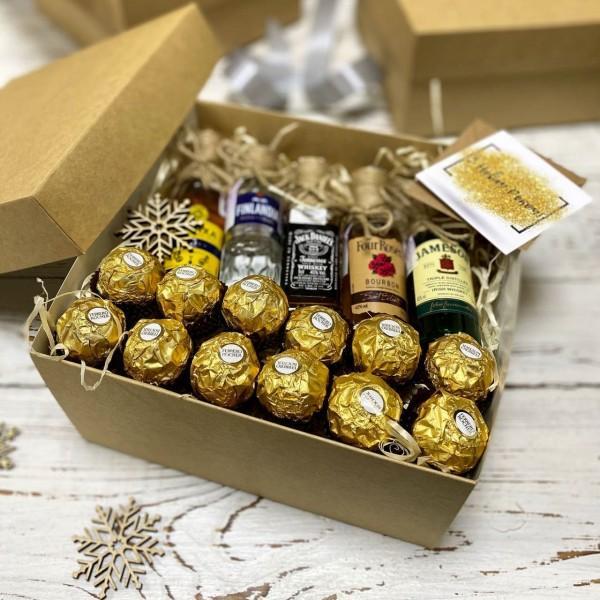 """Набір новорічний """"Різні смаки"""""""