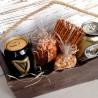 Пивной набор в декоративной коробке №93