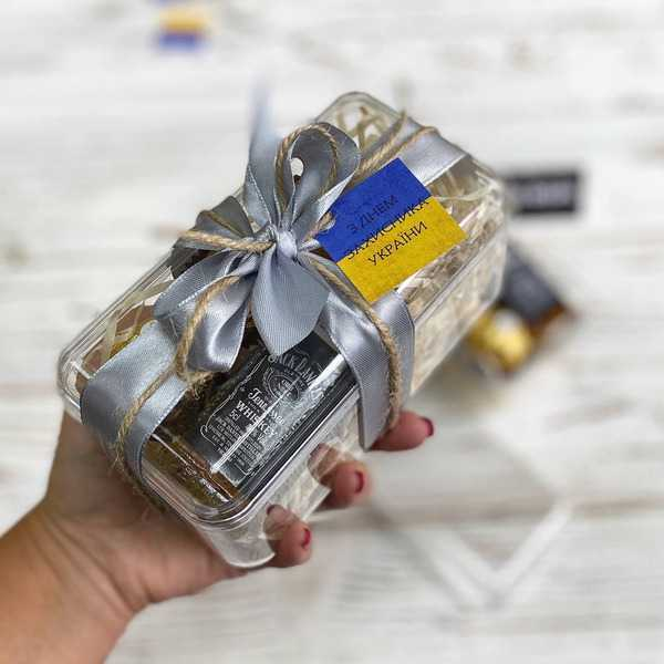 подарок на день защитника Украины