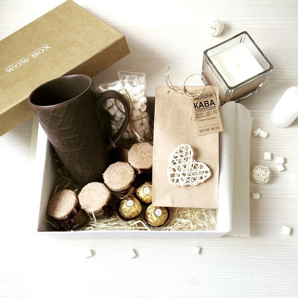 Кофе со специями в наборе WOW BOX