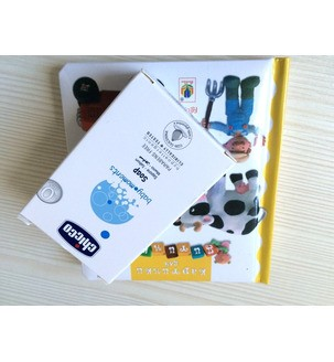 Книжка и мыло из набора