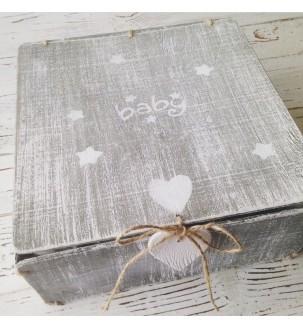 Набор-подарок на рождение ребенка в коробке