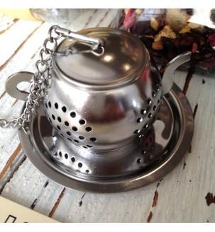 Чайний набір з заварничком Жіночі подарункові набори - 4