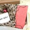 Подарунок дівчині на День Народження з гаманцем Жіночі подарункові набори - 1