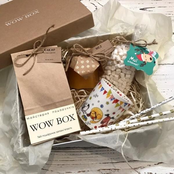 Дитячий подарунок до дня святого Миколая №1 Подарунки на Новий Рік - 1