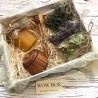 Медовий набір з травами Подарунки на Новий Рік - 2
