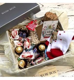 Набор новогодних сладостей для ребенка Подарки на Новый Год - 2