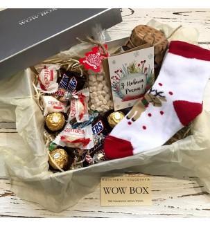 Набор новогодних сладостей для ребенка Подарки на Новый Год - 1