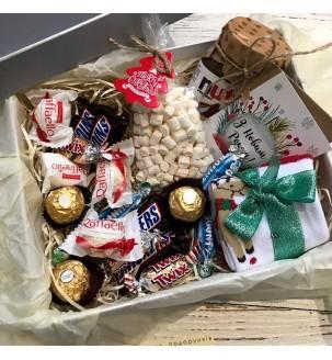 Набор новогодних сладостей для ребенка Подарки на Новый Год - 4