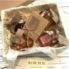 Варення і мед в подарунковій коробці Подарунки на Новий Рік - 3