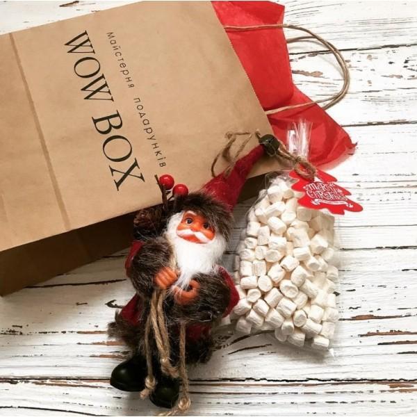 Дід Мороз іграшка Подарунки на Новий Рік - 1