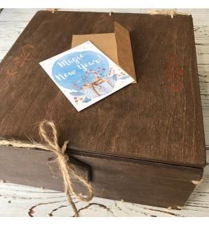 Подарунок на Новий Рік каміння для віскі №2 Подарунки на Новий Рік - 4