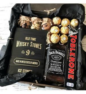 Новогодний подарок мужчине камни для виски №2 Подарки на Новый Год - 6