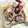 Новогодняя коробочка сладостей