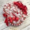 Шоколадне серце з кіндер і Рафаель Подарунки WOW BOX - 3