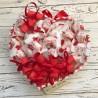 Шоколадне серце з кіндер і Рафаель Подарунки WOW BOX - 4