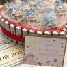 Шоколадне серце з кіндер Подарунки WOW BOX - 2