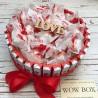 тортик з кіндерів і Рафаелло Подарунки - 3