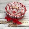 Торт из киндеров и раффаелло Подарки - 4