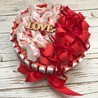 Торт из киндеров и раффаелло с записочками Подарки - 3