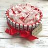 тортик з кіндерів і Рафаелло Подарунки - 2