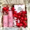 Подарунковий набір мамі свічки