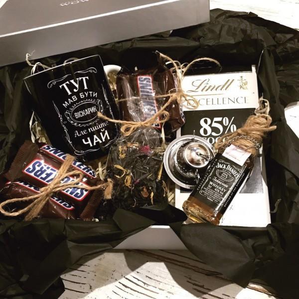 Подарочный набор Jack Daniel's №168 Мужские подарочные наборы - 1