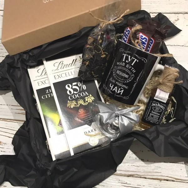 Подарунковий набір Jack Daniel's №167 Чоловічі подарункові набори - 1