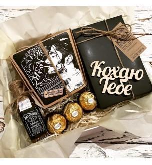 Подарунковий набір WOW BOX № 210 Подарунки - 1