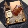 Подарочный набор Jack Daniel's с блокнотом и бокалами купить Киев