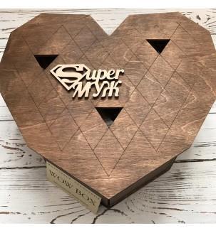 Подарочный набор WOW BOX № 203 Мужские подарочные наборы - 5