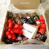 Набор в подарок с мини бутылочками Мужские подарочные наборы - 1