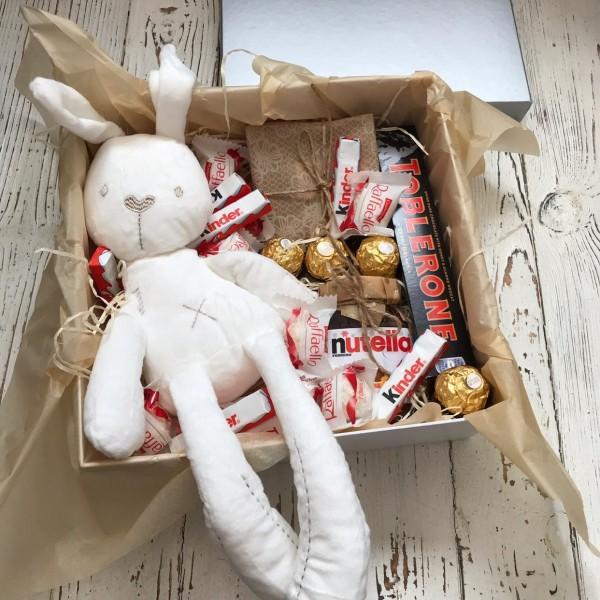 Сладости и игрушка в наборе Мужские подарочные наборы - 1