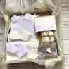 Набір-подарунок на народження дитини №47 Подарункові набори для дітей - 1