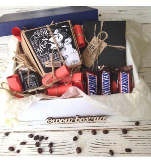 """Подарочный набор """"Мужчине"""" № 224 Подарки WOW BOX - 2"""