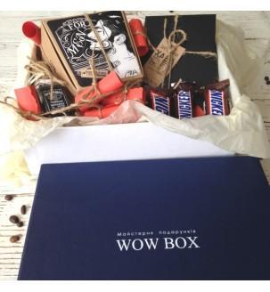 """Подарочный набор """"Мужчине"""" № 224 Подарки WOW BOX - 3"""