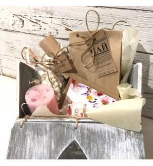 Чайний подарунковий набір №258 Подарунки WOW BOX - 2