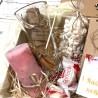 Чайний подарунковий набір із чашкою №259 Жіночі подарункові набори - 3