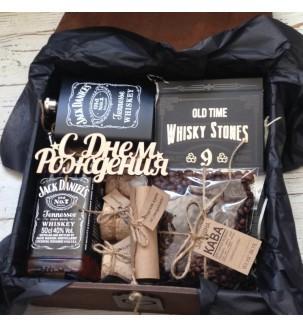 Подарунковий набір з Джек Деніалс №269 Подарунки WOW BOX - 5