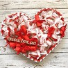 Сердце из киндер шоколада и раффаеллок №292 Подарки - 4