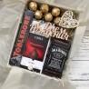 Подарунок на день народження чоловікові №287 Подарунки WOW BOX - 1